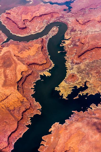 Aerial View of Utah