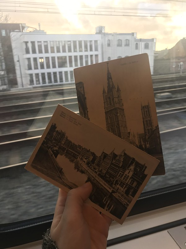 De Bruselas a Gante
