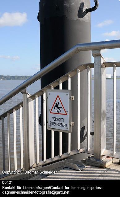 Vorsicht Rutschgefahr | Caution slip hazard