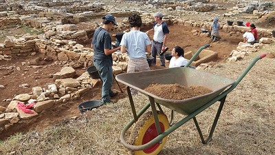 parco archeologico monte sannace