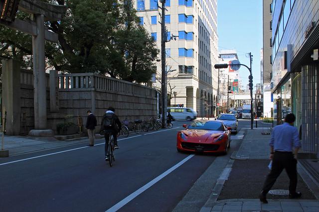 Streets of Osaka 12
