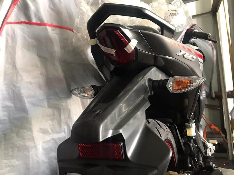All New Yamaha MX King Spyshot R