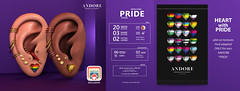 :ANDORE: @ Exclusive for SL Pride at Home Event