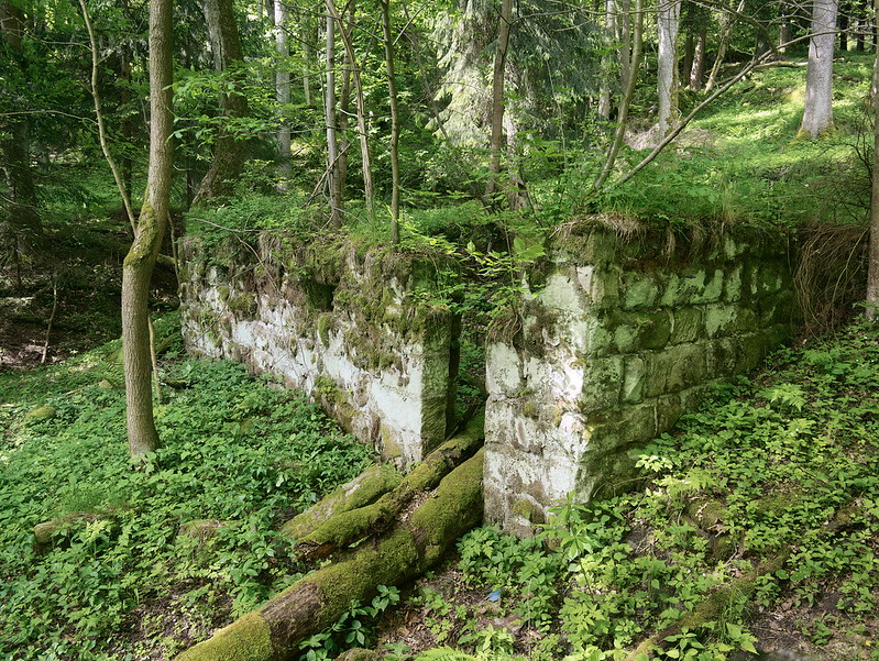 ruiny Karłówko
