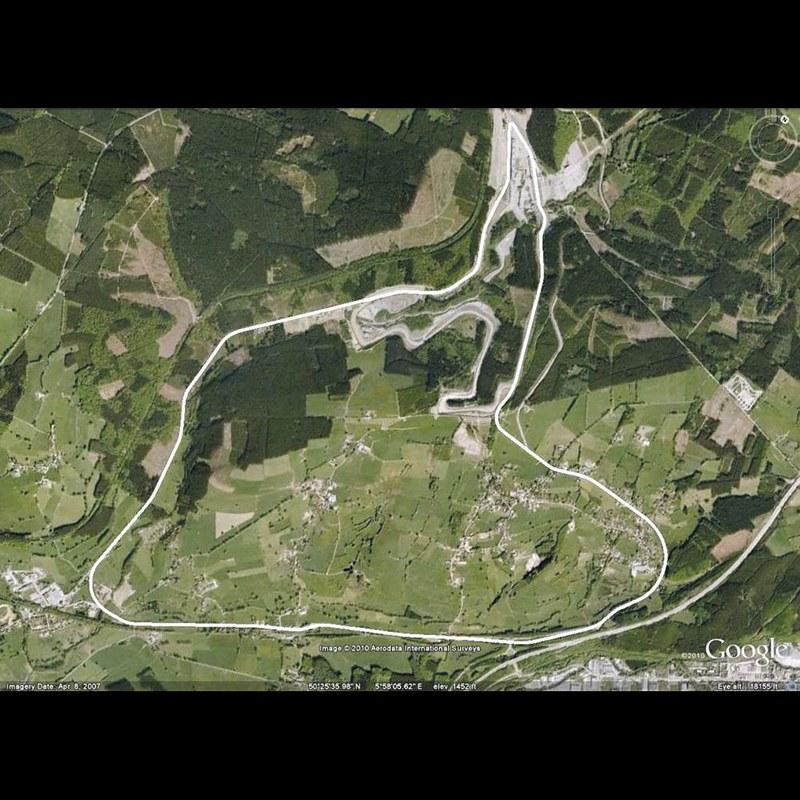 AMS2 Circuit de Spa Francorchamps