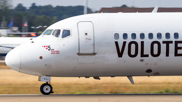 Boeing 717-2BL EI-EXJ Volotea Airlines