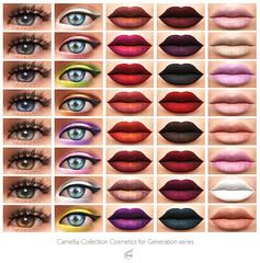 Genesis Set Cosmetics