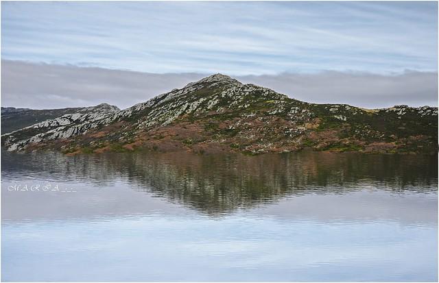 Alquimia-reflejo de agua.  alchemy .water reflection