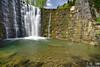 Czercz Waterfall