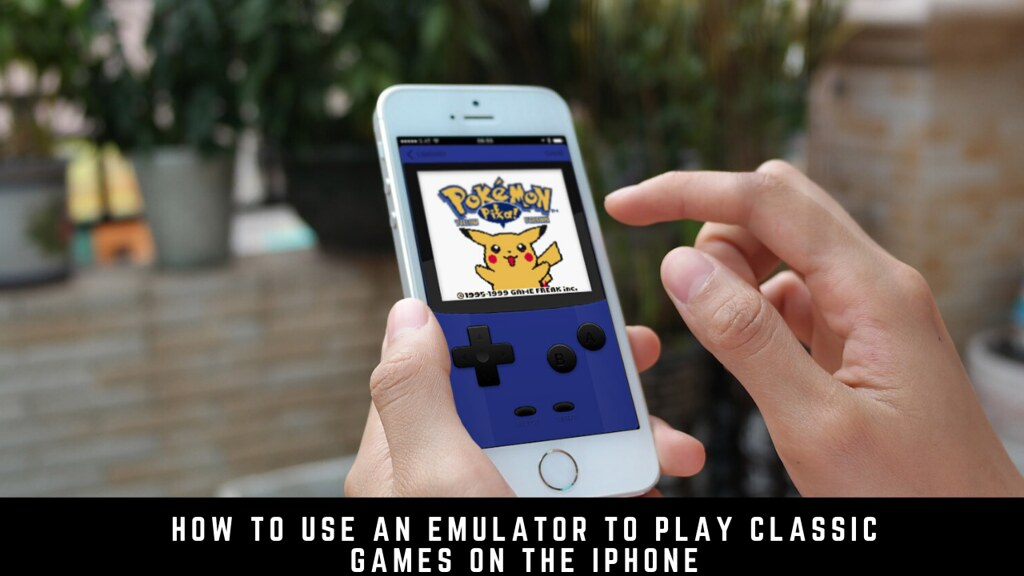 How to use an emulator to play classic games on the iPhone