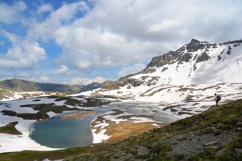 Lac Lignin Alpes de Haute Provence _8617