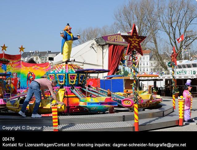 Fahrgeschäft | Fairground ride