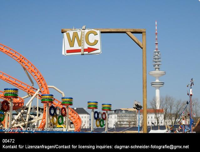 WC Schild | WC sign