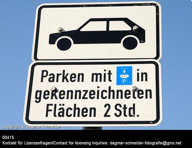 Verkehrsschild | Traffic sign