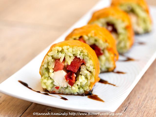 Sush-Easy - Caprese Sushi