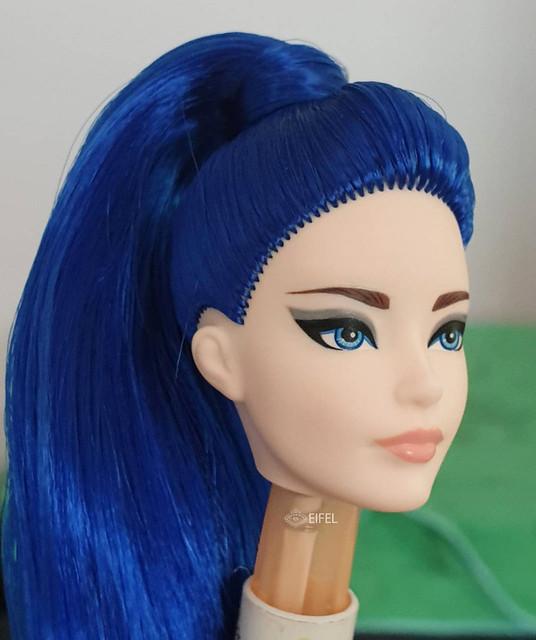 repaint Barbie Star Wars R2D2
