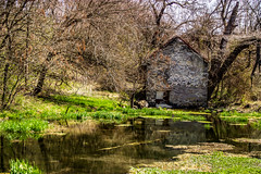 Letort Spring Run & Barn April 201860