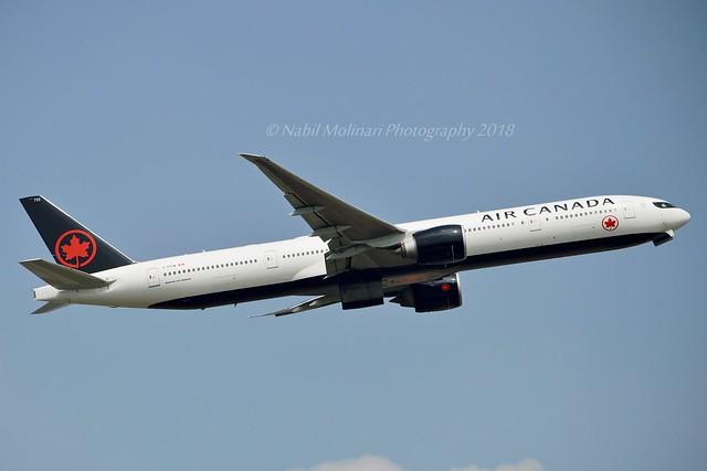 Air Canada C-FITW Boeing 777-333ER cn/35298-638