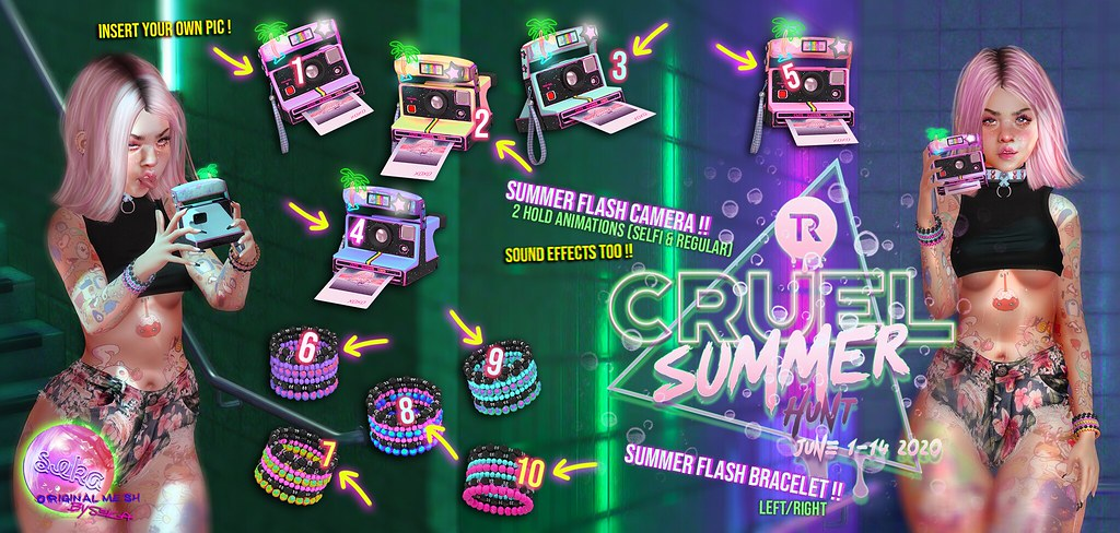 SEKA @ Cruel Summer HUNT