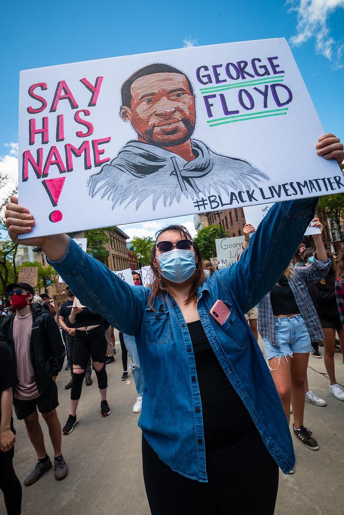 Madison BLM Protest
