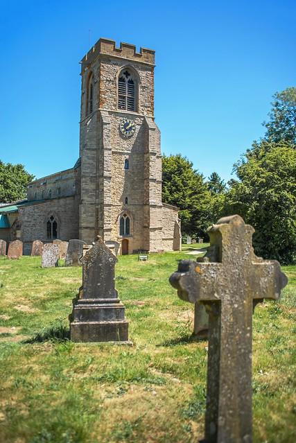 Stoke Bruerne Church