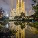 Sagrada Família by Florian Stelzer