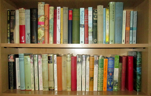 Top Bookshelf