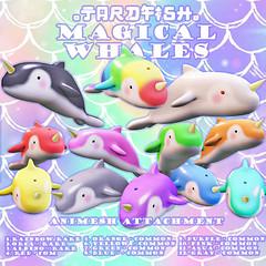 .Tardfish. Magical Whale Gacha