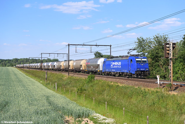 Crossrail 186 269-7 @ Alt-Hoeselt