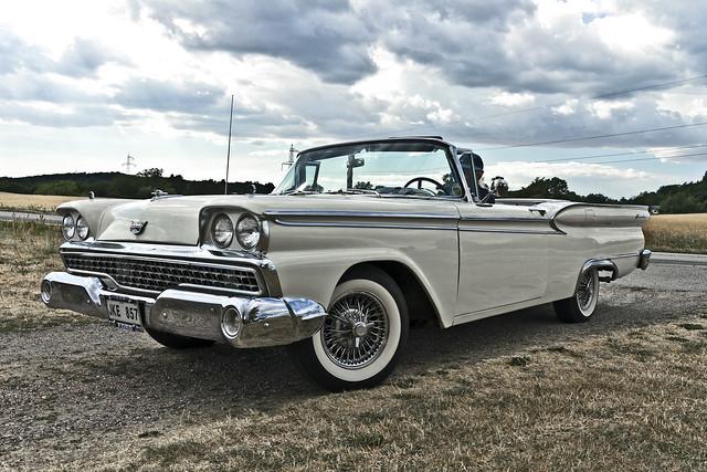 Ford Fairlane 500 Convertible 1959 (8073)