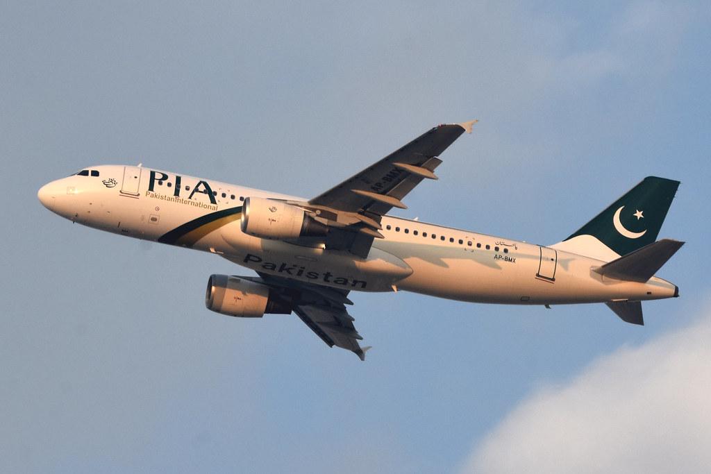 Pakistan International Airlines AP-BMX