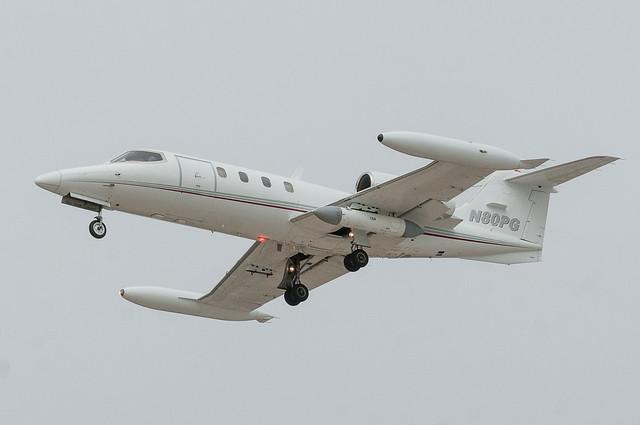 Phoenix Air Group Lear 35