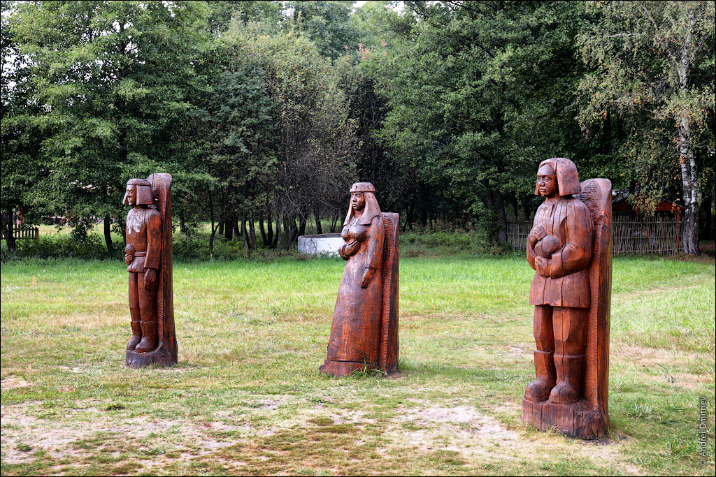 Голубая криница, Беларусь