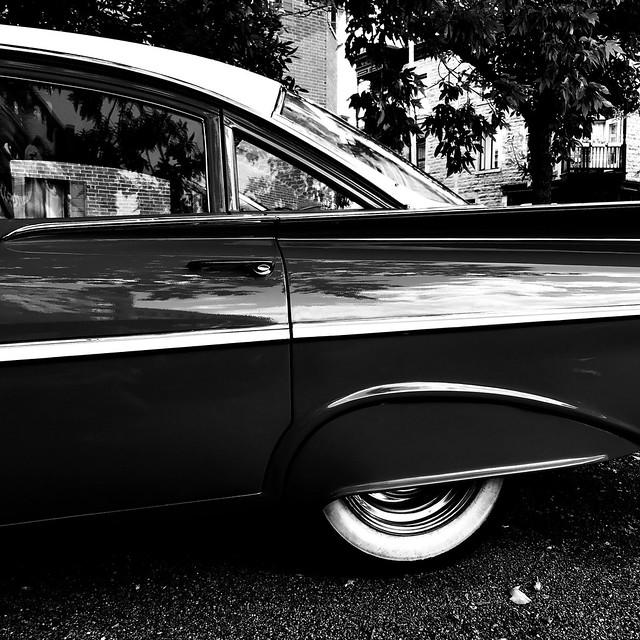 Chevrolet Bel-Air : reflets d'une star...