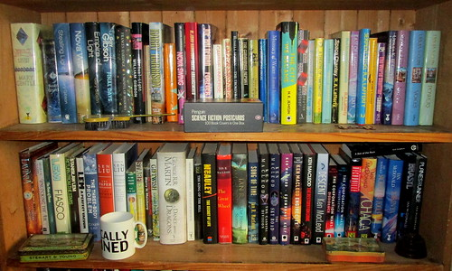Science Fiction Hardbacks (ii)
