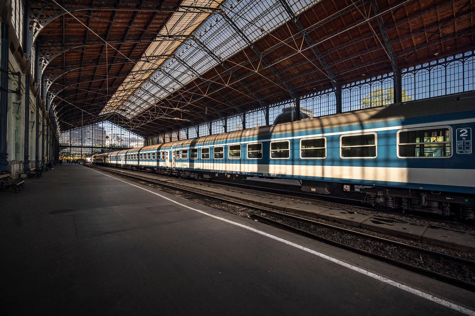 Kelenföld lesz a szegedi InterCity-k új végállomása hétvégente nyár végéig