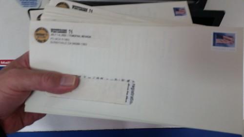 Mailing PR 2