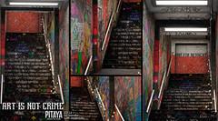 GIVEAWAY TIME: Pitaya - Art is not crime scene