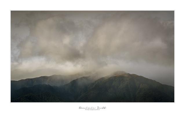 Ruahine Range - New Zealand