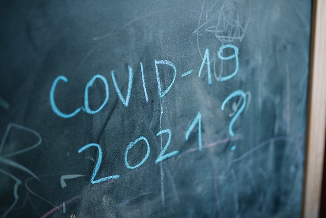 Destiny for 2021 about Covid 19?