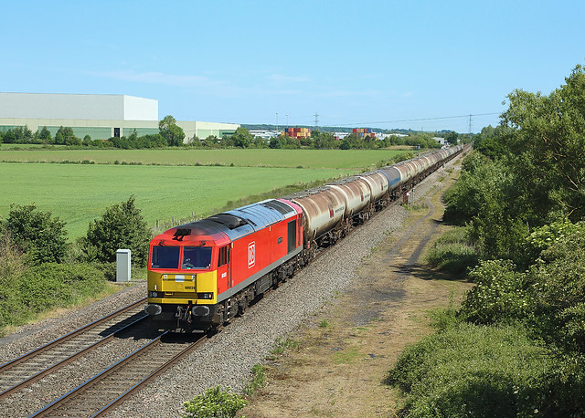 60019, Catholme,  25 May 2020
