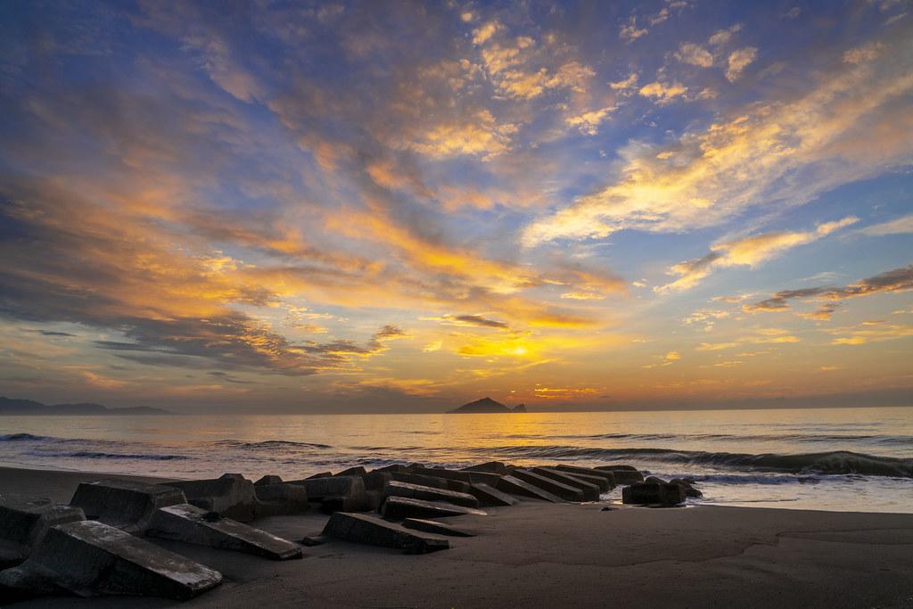 _DSC4332 / 龜山島日出 / Turtle Island / Sunrise / Taiwan