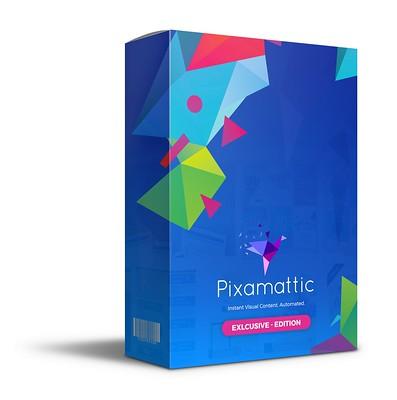Pixamattic Coupon Code