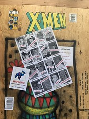 X Men on Market Street, Castro District