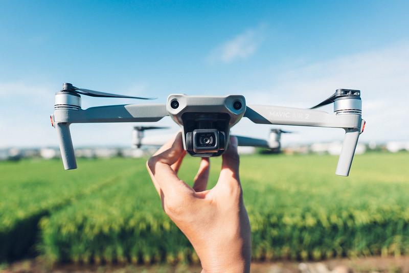Mavic Air 2 開箱|DJI drone