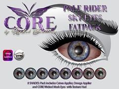 Pale Rider Sky Eyes