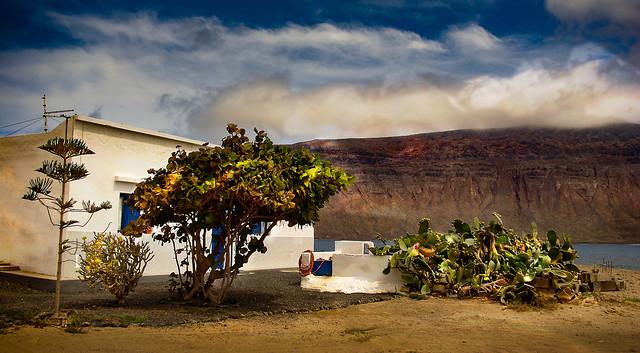 Isla La Graciosa Canarias (España)