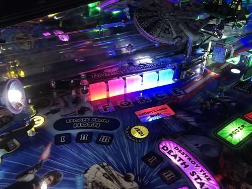 Stern Star Wars Pinball
