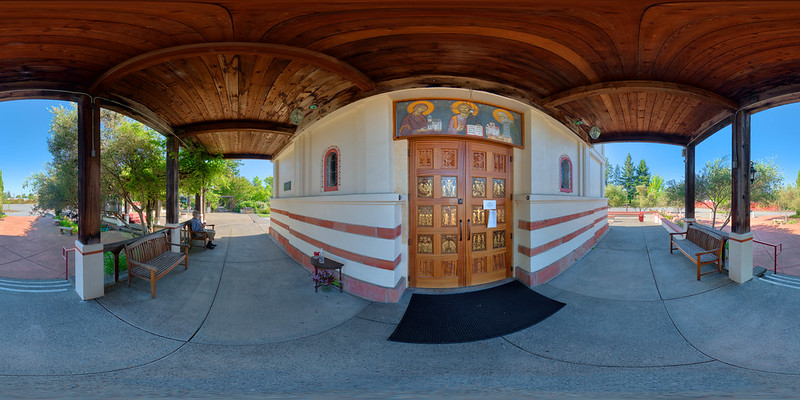 St. Seraphim of Sarov Orthodox Cathedral, Santa Rosa, California