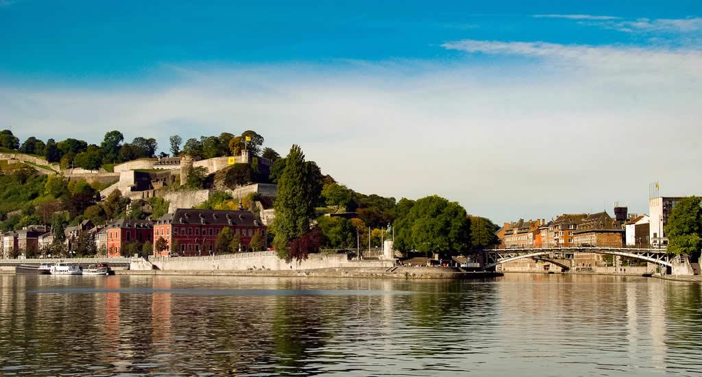 Doen in Namen (Namur) België | Boottocht over de Maas en Sambre